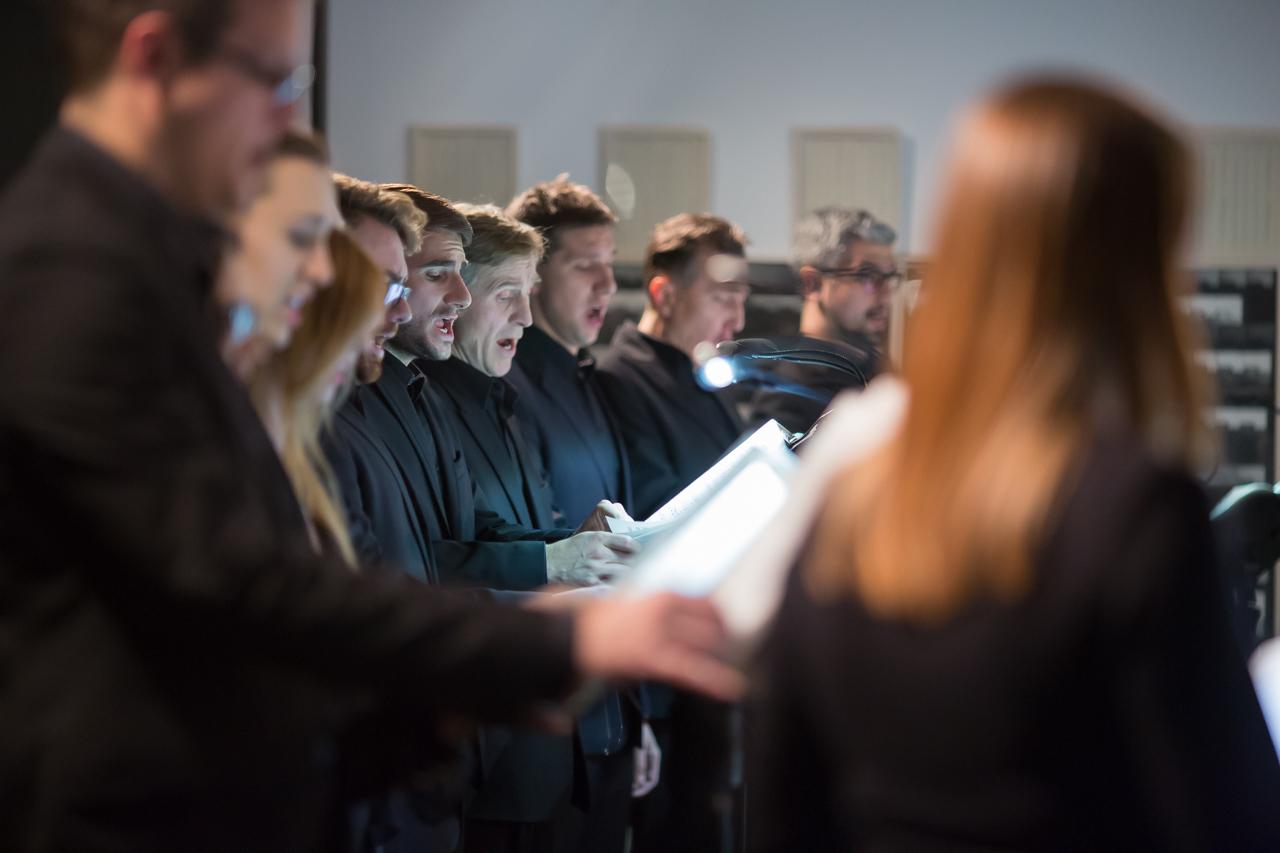 Cracow Singers na koncercie